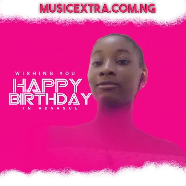 Happy Birthday Advance To Ademide Adekunle .....Musicextra