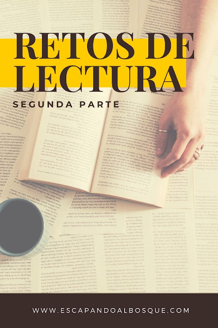 retos de lectura plantillas bookstagram