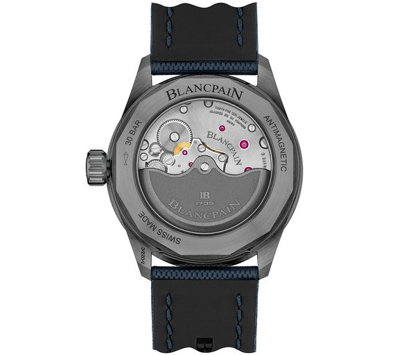 Blancpain Fifty Fathoms Bathyscaphe Plasma Grey Ceramic
