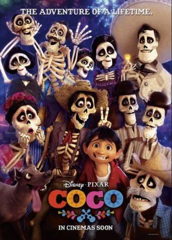 Coco 2017 300mb Hindi Dubbed 480p HDTS watch Online Download Full Movie 9xmovies word4ufree moviescounter bolly4u 300mb movie
