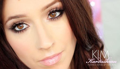 Alina Rose Blog Kosmetyczny Makijaż Kim Kardashian
