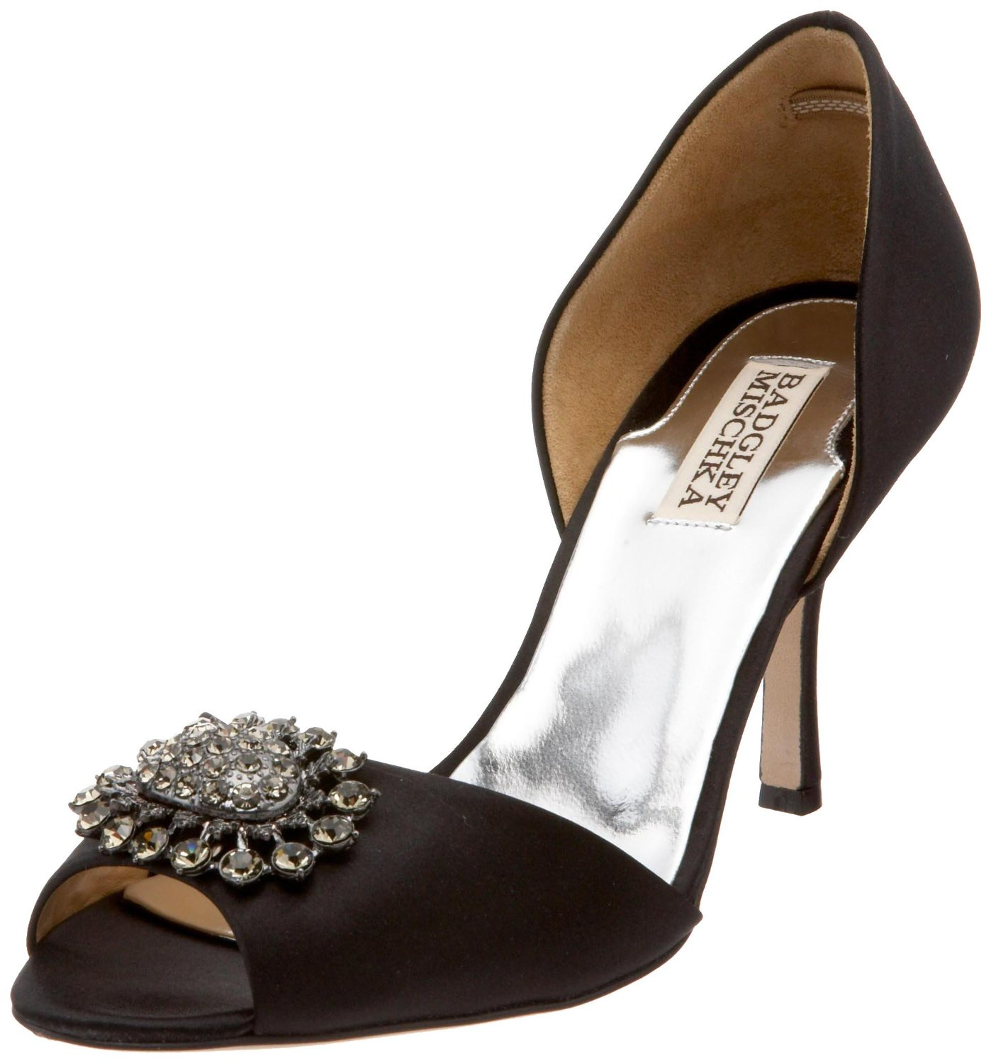 Red Badgley Mischka Shoes Uk