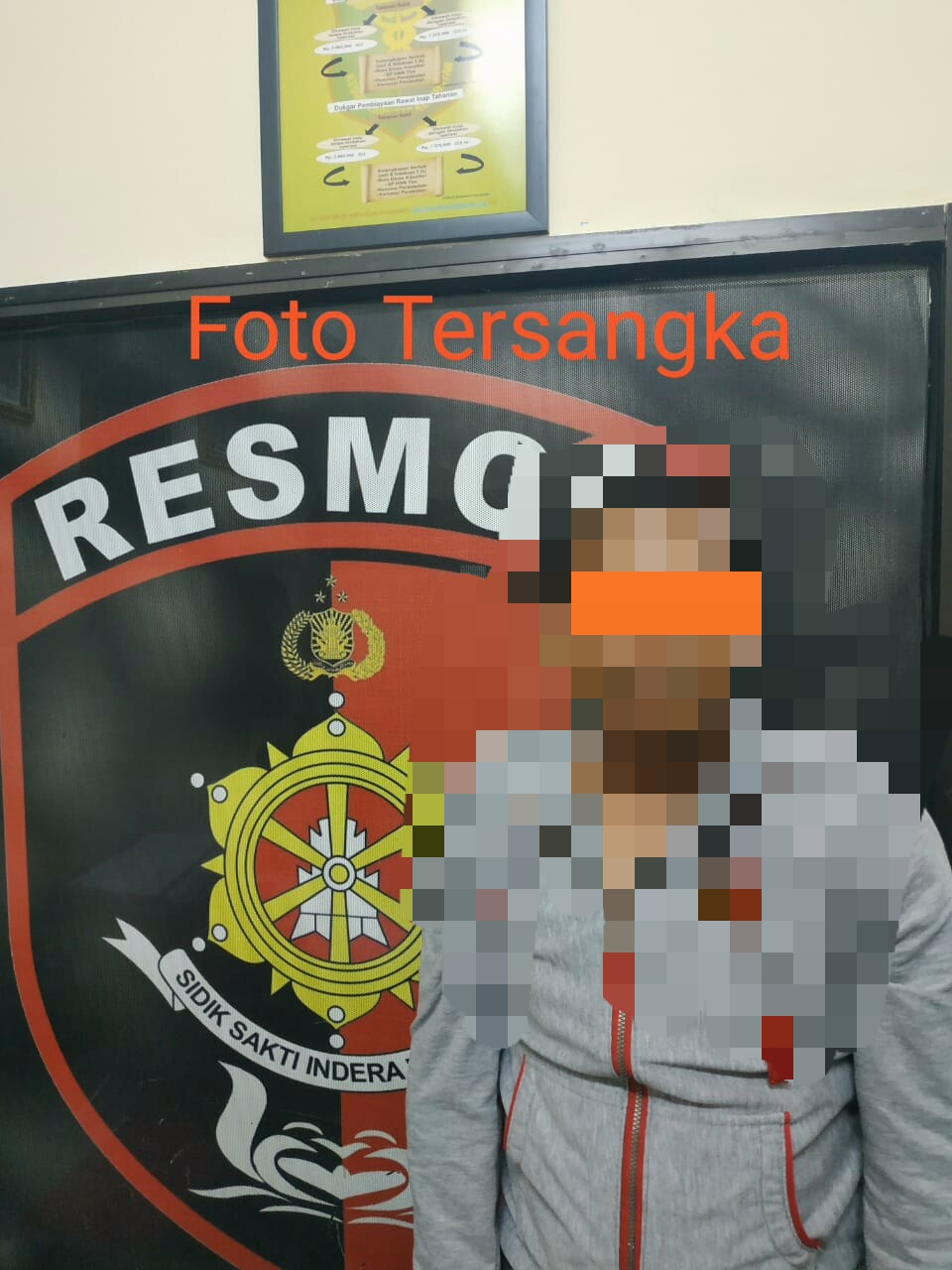 Satreskrim Resmob Polresta Tangerang Ciduk Pelaku Tindak Pidana CURAT