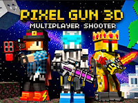 Pixel Gun 3D Pocket Edition v14.0.0 Mod Apk (Money/Gems) Terbaru