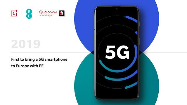 Oneplus ne Lounch kiya Dunia ka sabse Phela 5G Gaming Smartphone