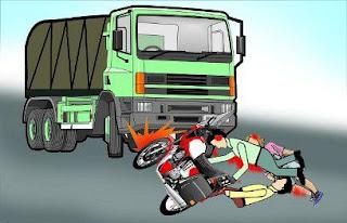 truck-bike-accident-hazaribag