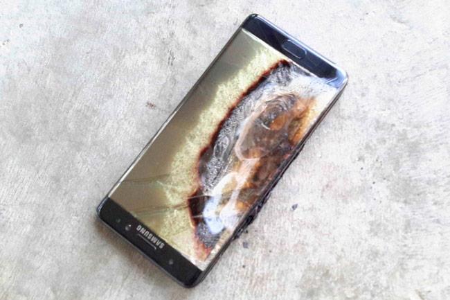 Superaquecimento da bateria pode causar explosão