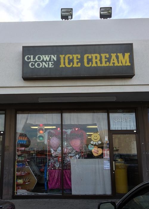Clown Cone Northern Lights