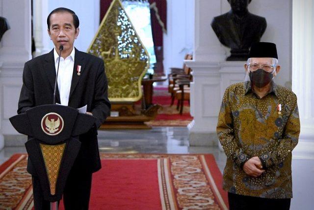 Jokowi Ungkap Kecam Keras Kekerasan di Perancis dan Pernyataan Emmanuel Macron.lelemuku.com.jpg