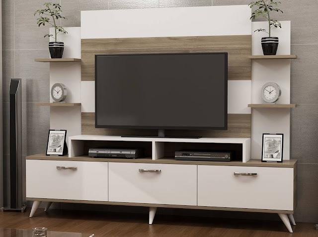 Dekoratif Televizyon Ünitesi Modelleri