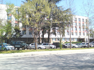 Yambol, Police Station,