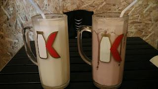 Susu di Kalimilk Yogyakarta