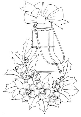 lava iris 400 coloring pages | Beccy's Place: May 2011