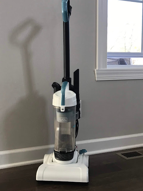 Black and Decker inexpensive vacuum