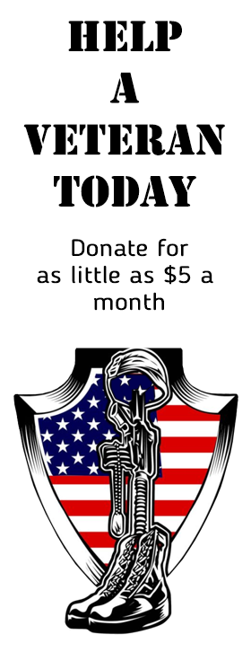 Help A Veteran Today