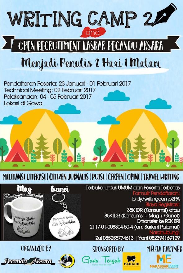 Poster Design Project Yanikmatilah Saja