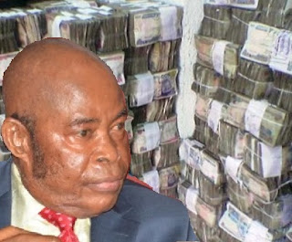 Justice Ngwuta Hid 27m Raw Cash Stockpiled In Bathroom