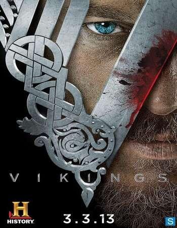 Vikings S01 Complete Hindi Dual Audio 720p Web-DL ESubs
