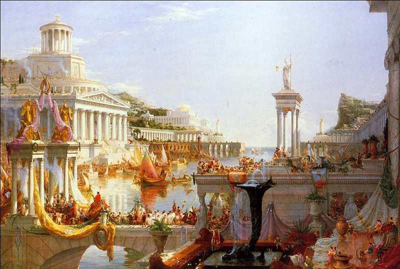 A Era Dourada da Mitologia Grega