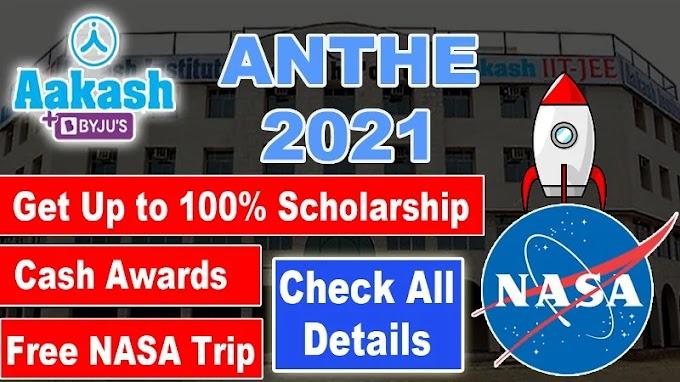 ANTHE Syllabus 2021