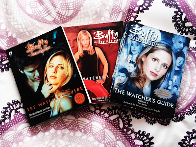 Buffy the Vampire Slayer: The Watcher's Guides by Christopher Gonden, Nancy Holder and Paul Ruditis