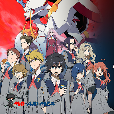 Darling in the Franxx Audio Castellano 24/24 | MEGA | | MediaFire |