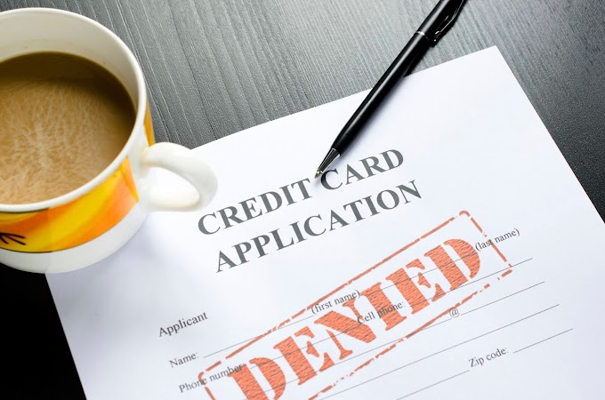 Top 6 Reasons Why Your Credit Card Application Got Rejected