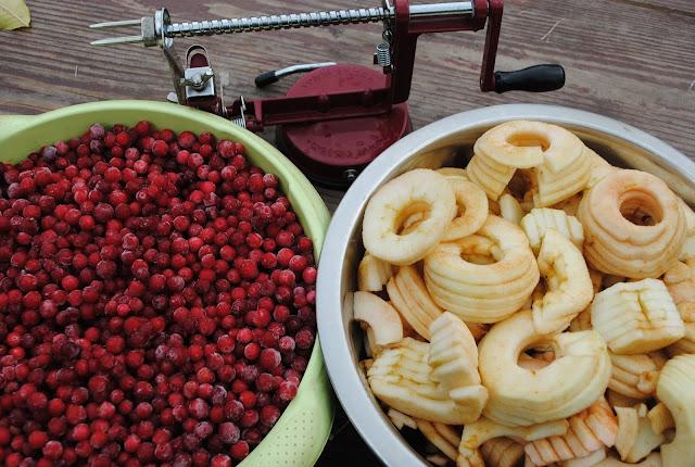 Pohla-õunamoosi tegemine