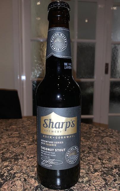 Sharp's Coconut Stout