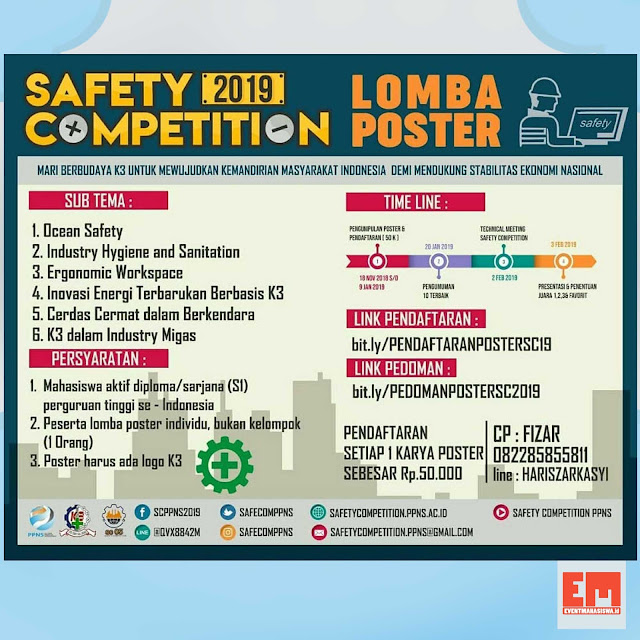 POSTER - SAFETY COMPETITION 05