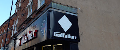Godfather Pizza in Salford