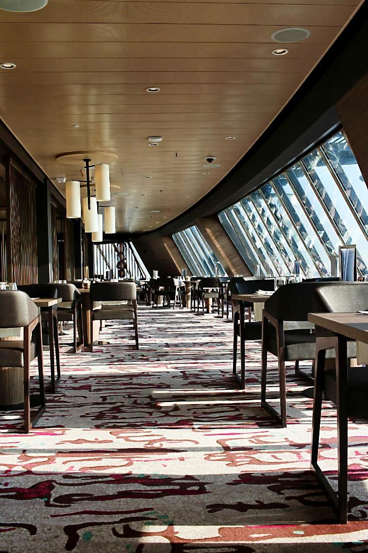 Im Restaurant Hanami by Tim Raue an Bord der Mein Schiff 5 von Tui Cruises | Arthurs Tochter kocht. Der Blog für Food, Wine, Travel & Love von Astrid Paul