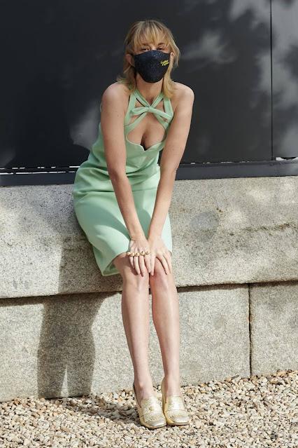 Actress Ingrid García Jonsson Latest Photos in Long Skirt Actress Trend