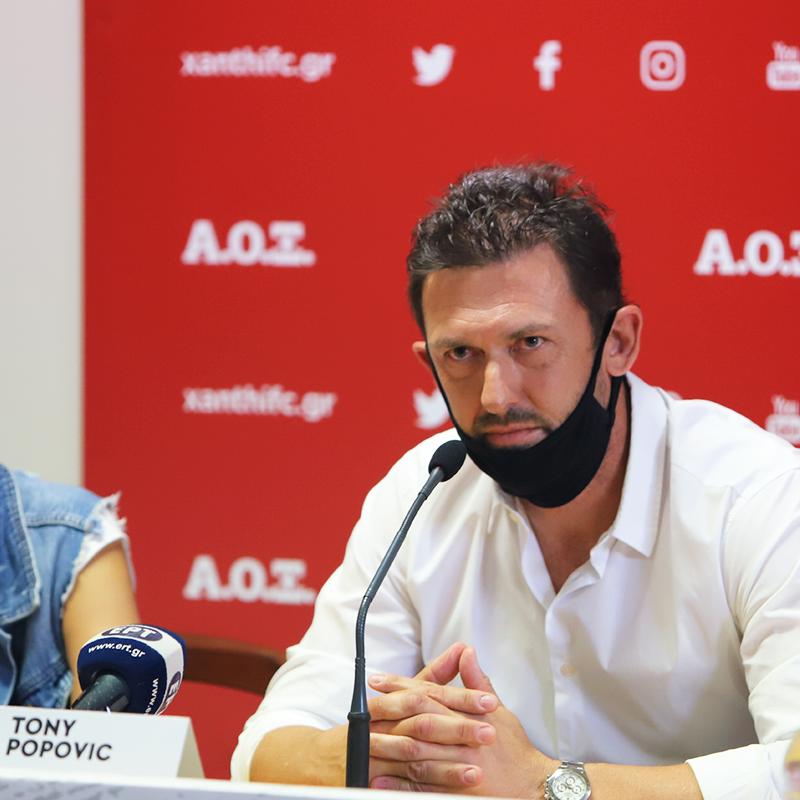 Νέα εποχή στην Ξάνθη και επίσημη πρώτη για Popovic