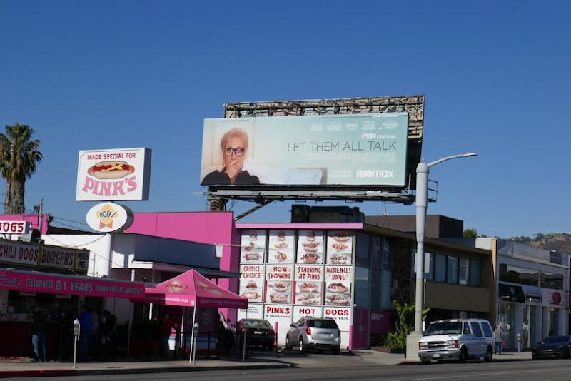 Let Them All Talk billboard