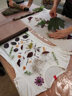 corso ecoprint ecoprinting corsi stampa vegetale