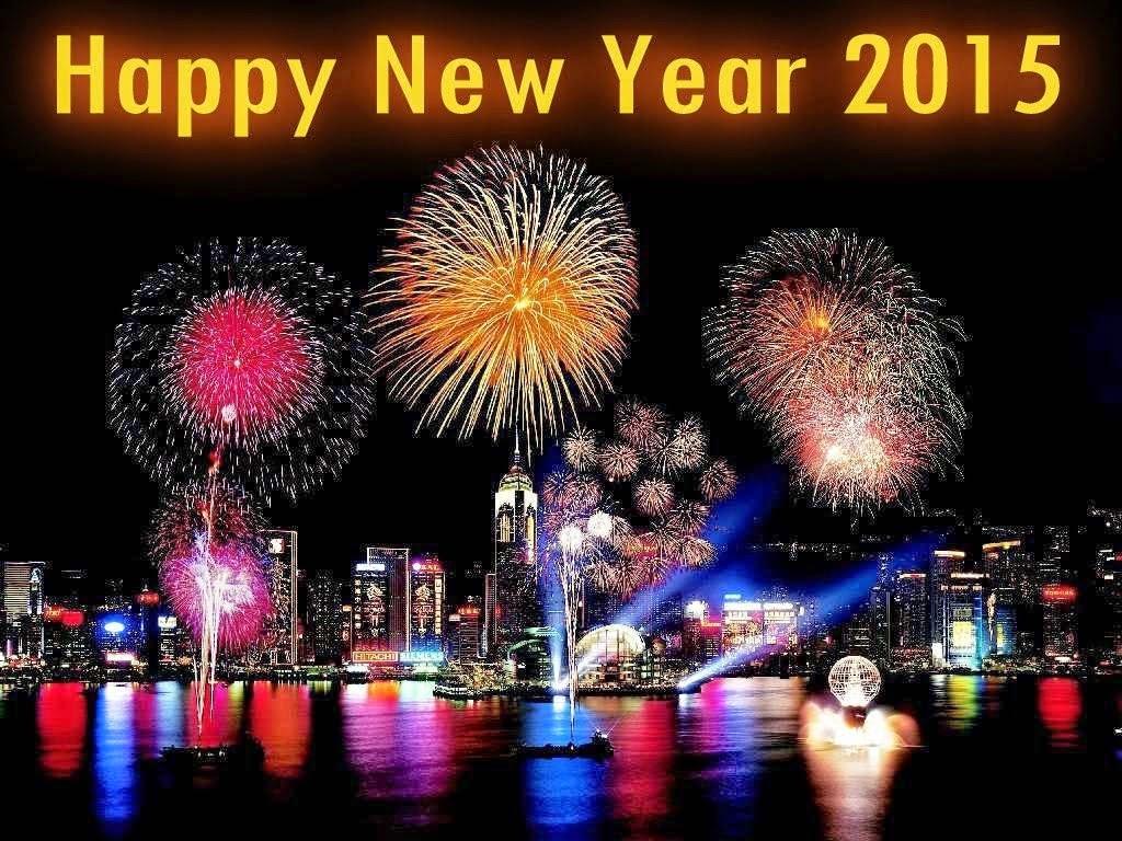 Gambar Animasi Selamat Tahun Baru 2015