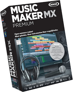 MAGIX Music Maker MX Premium 100% Full Working