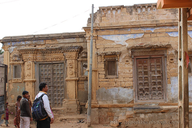 Nirona Village in Kutch, Gujarat