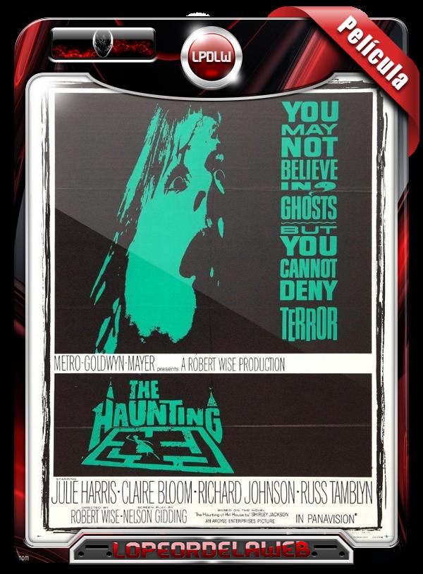 The Haunting (1963) | La Mansión de los Espíritus 720p Dual