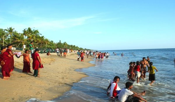 Famous Beaches Around Nellore