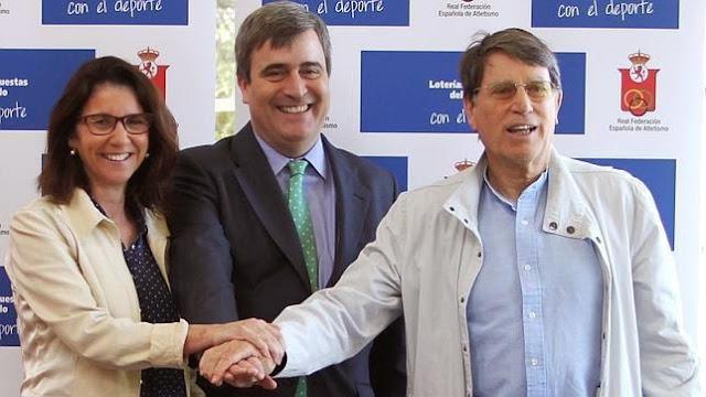 Loterías, nuevo sponsor del Atletismo español