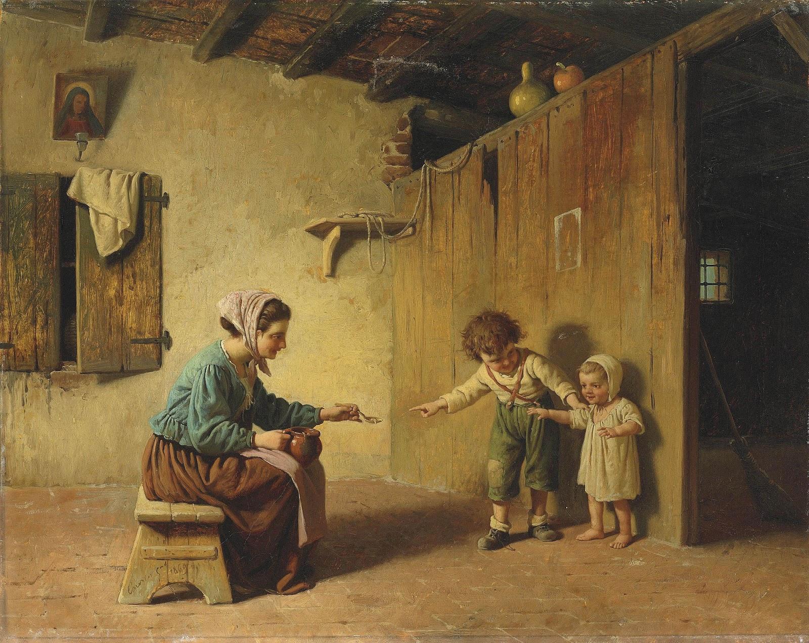 Primeiros Passos - Gaetano Chierici