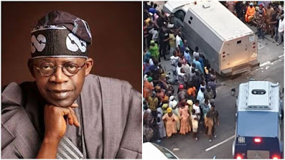 APC Reacts To Petition Against Tinubu Over Bullion Vans