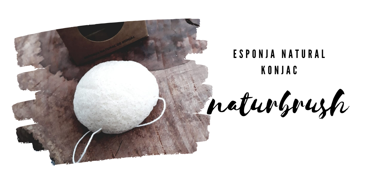 ESPONJA NATURAL KONJAC