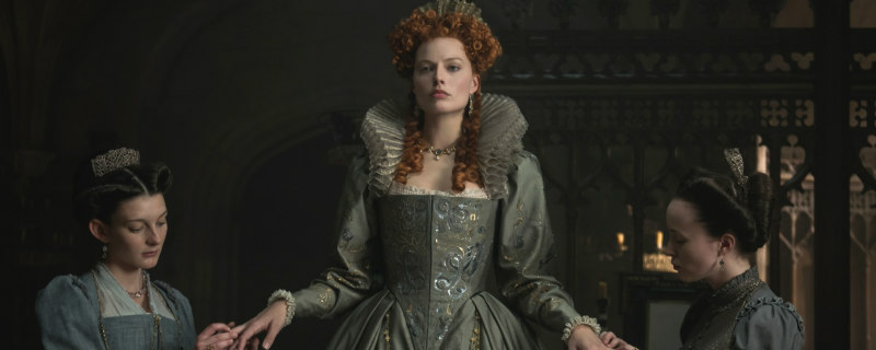 mary queen of scots review