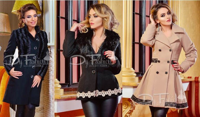Paltoane dama elegante de iarna ieftine si frumoase 2019 online