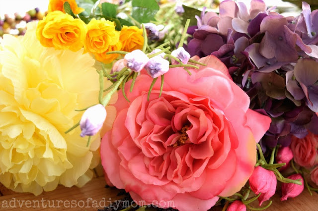 flowers for spring decorations