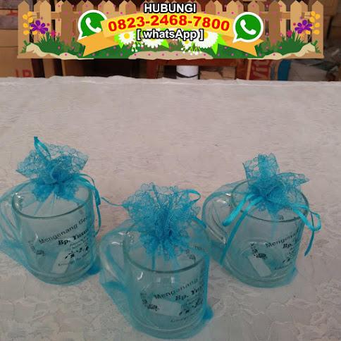 souvenir gelas banjarmasin 54132