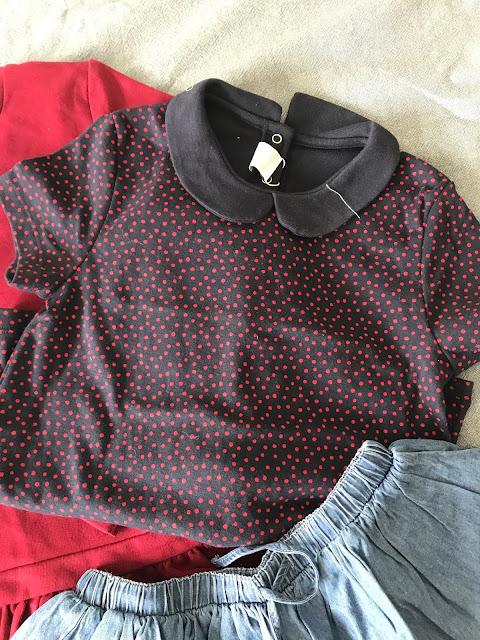 t-shirt petit bateau - malle little cigogne